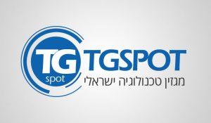 tgspot לוגו